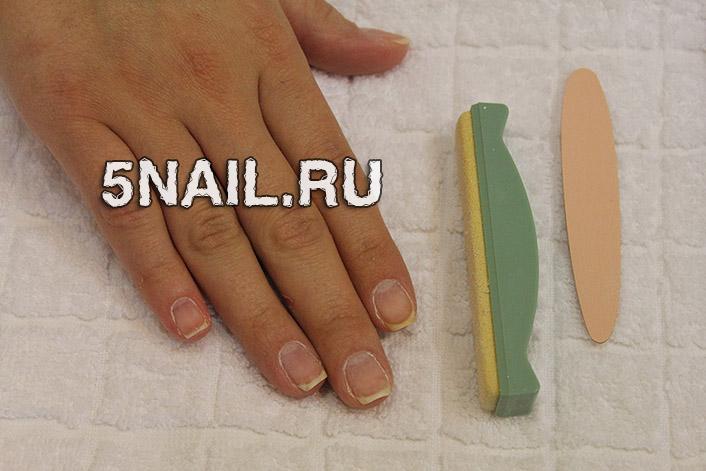 Смягчение ногтей p.shine